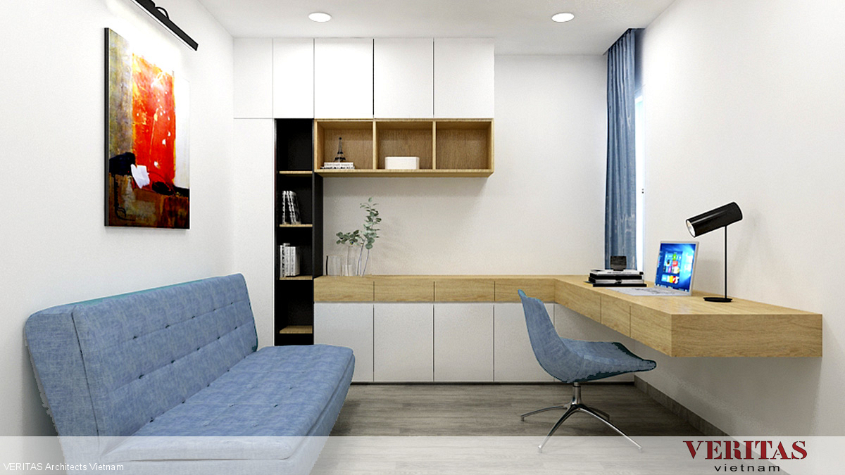Apartment for Herbert & Thuy
